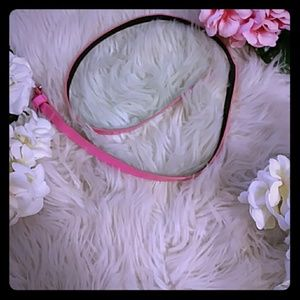 Accessories - Hot-Pink Belt